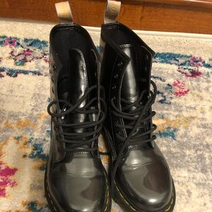 Vegan 1460 Chrome Doc Marten